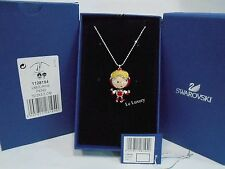 Swarovski 3D Austria Eliot Pendant,  Necklace Crystal Authentic MIB 1128194