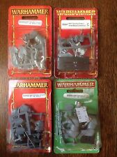 Warhammer. Bretonnian Knights Of The Realm Including Command. Sealed. Metal Oop.