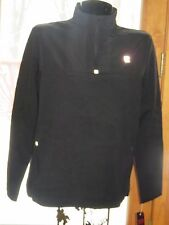 NEW Tags Men's FILA Sport Black Lightweight Fleece Jacket Size XL EXTRA LARGE