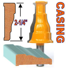 "1 PC 1/2"" SH Window & Door Casing and Base Molding Router Bit sct-888"