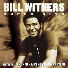 1 CENT CD Super Hits - Bill Withers SEALED