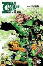 Green Lantern Corps: Edge of Oblivion Vol. 1 by Tom Taylor (2016, Paperback)