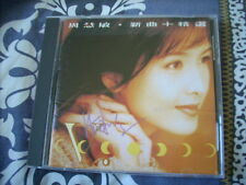 a941981 Vivian Chow Best HK CD 周慧敏 New Song + Best  新曲 + 精選 Autographed on the Paper