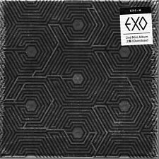 EXO-M Overdose (2nd Mini Album) Audio CD Import *Sealed* $2.99Ship