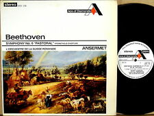 LONDON ACE OF DIAMONDS Beethoven ANSERMET Symphony #6/Prometheus SDD-106