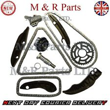 TIMING CHAIN KIT Oil Pump Chain Gear sprocket For BMW 2.0 d - N47D20 Touring
