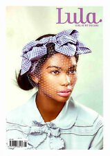 LULA MAGAZINE NO 8 2009 CHANEL IMAN NEW UNREAD PRISTINE CONDITION