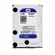 """Western Digital WD Caviar Blue 2TB 3.5"""" Internal Desktop Hard Drive SATA 6Gb/s"""