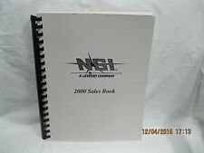 NSI Leviton Co. 2000 sales book understand stage lighting 2000 sales book