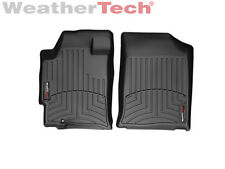 WeatherTech FloorLiner for Nissan Altima Coupe - 2013 - 1st Row - Black