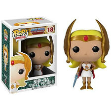 FUNKO POP 2013 TV Masters Of The Universe SHE-RA #18 SEALED BOX MIMB In Stock