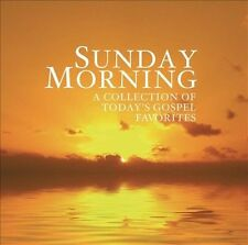 Sunday Morning: A Collection of Today's Gospel Favorites CD BRAND NEW SEALED