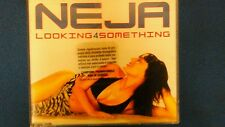 NEJA - LOOKING 4 SOMETHING. PROMO CD SINGOLO 5 TRACKS