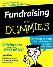 Fundraising for Dummies-ExLibrary