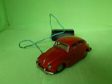 BEETLE  MADE IN JAPAN VW VOLKSWAGEN  - KAFER -  REMOTE CONTROL - GOOD CONDITION