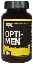 Optimum Nutrition, Opti-Men, Men's Multivitamin & Mineral, 150 Tablets