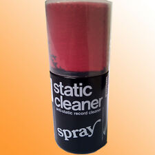 1x Anti-static record Cleaner-vinyl Cleaner spray (200 ML) incl Cleaning Cloth