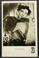 Susi Nicoletti - Actor Movie Photo - Foto Autogramm-Karte AK (Lot-H-686