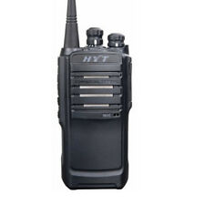 Hytera HYT TC-508 Commercial Portable Two Way Walkie Kit 400-470MHz 16 Channel
