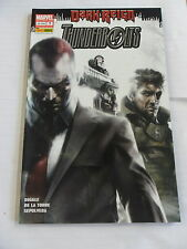 1x, cómic Marvel Panini-Thunderbolts nº 7-viudas (jul 2010)