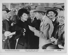 "A Scene from ""The Law and The Lady"" 1951 Orig Promotion Movie Still"