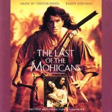 Trevor Jones / Randy Edelman ‎CD The Last Of The Mohicans (OST) (EX+/EX+)
