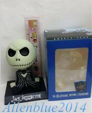 The Nightmare Before Christmas Jack Skellington Figures Car decor Toys Dolls New