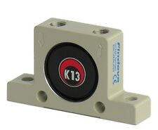 Findeva K13 Industrial Pneumatic Ball Vibrator. Made in Switzerland. K-Series