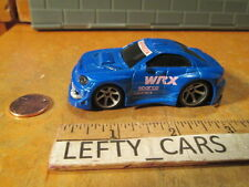 2004 KENTOYS FUJI HEAVY INDUSTRIES BOLEY SUBARU WRX IMPREZA TURBO CAR SCALE
