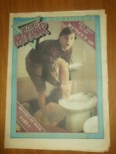 RECORD MIRROR FEBRUARY 13 1982 DAVID BOWIE HAIRCUT 100 ALTERED IMAGES XTC POLICE