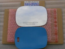 701RC 01-06 Volvo V70 XC70 XC90 Mirror Glass + FULL SIZE ADHESIVE Passenger Side