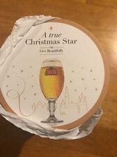 Stella Artois Cardboard Drinks Coasters Approx 100 Pub Shed Bar Man Cave
