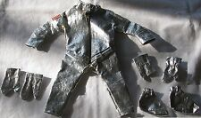 GI JOE VINTAGE 1969 RARE SPACE WALK MYSTERY ASTRONAUT SUIT BOOTS GLOVES ORIGINAL