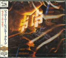 MSG (MCAULEY SCHENKER GROUP)-SAVE YOURSELF-JAPAN SHM-CD BONUS TRACK D50