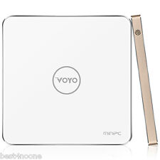 VOYO V3 WiFi Bluetooth Intel Cherry Trail 4Cores Windows 10 Media Player 4G+128G