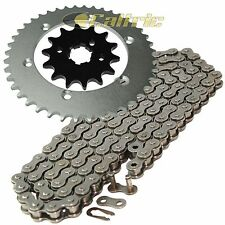 Drive Chain & Sprocket Kit Fits KAWASAKI KLX250R 1991-1997