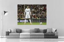 CRISTIANO RONALDO FOOTBALL  CR7 Wall Art Poster Grand format A0 Large Print