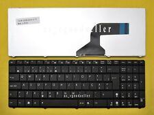 For ASUS N53 N61V N60 N61J U50V U50 UX50 K52 Keyboard Portuguese Teclado Black