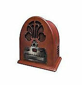 Crosley Radio Two-In-One Vintage Cathedral and CD Player Radios & Scanners