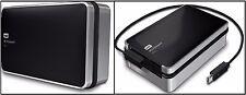WD My Passport Pro Thunderbolt 4TB Portable External Hard Drive WDBRNB0040DBK