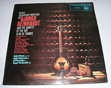 33t Django REINHARDT and the quintet du hot-club de france RCA 430.336