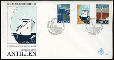 Netherlands Antilles 1982 Pilotage Service FDC First Day Cover #C26723