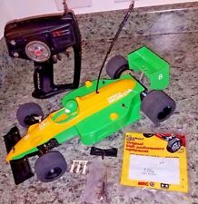 Tamiya FW11B Williams Honda Formula 1 F1 Indy NEW ESC & VINTAGE JR RADIO & SERVO