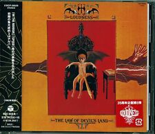LAW OF THE DEVIL'S LAND ***2016 JAPAN RMST CD*** LOUDNESS - FREE COMBINED SHIP