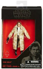 "Star Wars Black Series EP7 Force Awakens 3.75"" inch - Han Solo MISB"