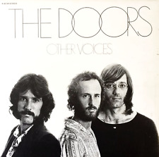 THE DOORS - Other Voices (LP) (EX/VG)