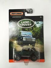 NEW MATCHBOX LAND ROVER SERIES - LAND ROVER SVX
