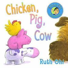 Chicken, Pig, Cow-ExLibrary