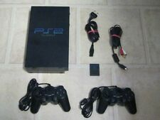 Playstation 2 PS2 komplett mit 2 Controller