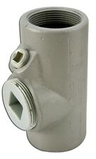 "Appleton EYF-300 3"" Malleable Iron Conduit Sealing Fitting"